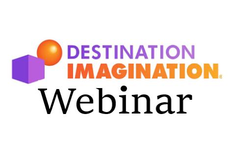 Destination Imagination Information Webinar
